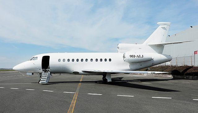 Aircm Global private jet charter
