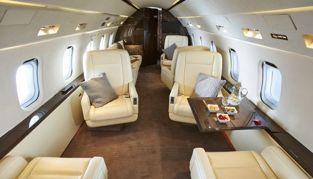 AirCM LTD private jet
