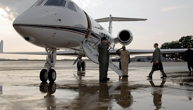 Private Jet the best business factor