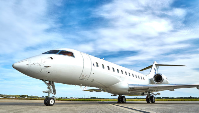 AirCM private jet business airplane