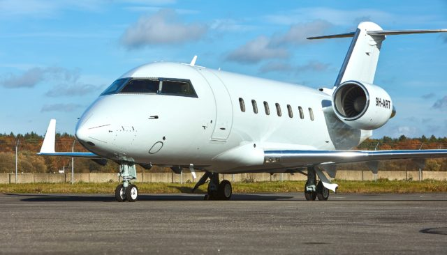 Private Jet in COVID-19 situation