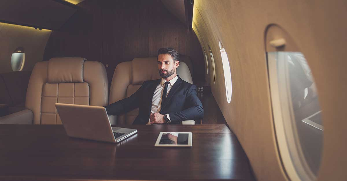 business-man-on-private-jet-meta